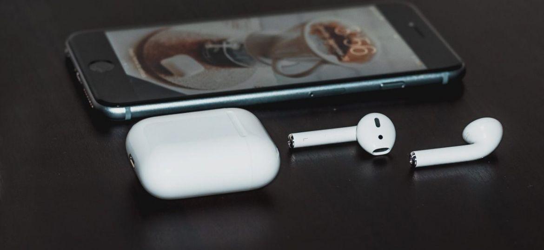 Apple Airpods Terugvinden