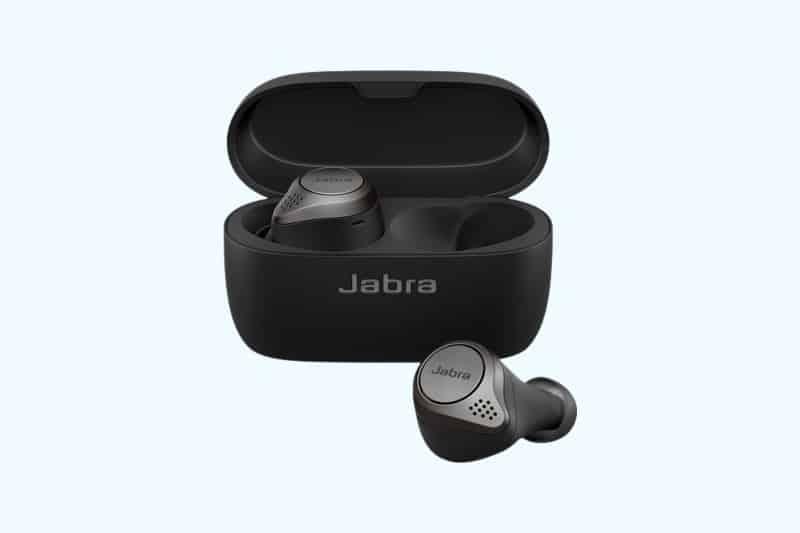 Jabra Elite 75t Titanium Zwart